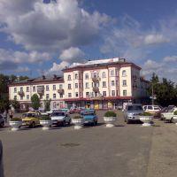Привокзальная площадь, Кузнецк