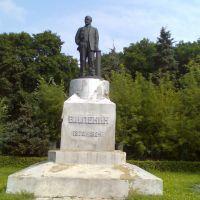 КУЗНЕЦК. Памятник В.И. Ленину., Кузнецк
