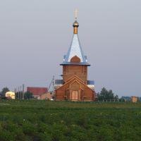 Храм Св. Николая, Малая Сердоба