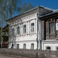 Музей Малышкина, Мокшан