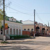 Улица Пензенская, Мокшан