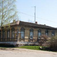 Угол Советской и Клочкова, Мокшан