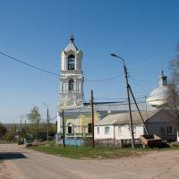 Михаило-Архангельская церковь, Мокшан