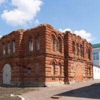 Храм-памятник Александра Невского, Мокшан