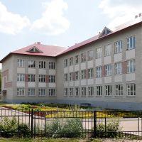 Новая школа, Мокшан