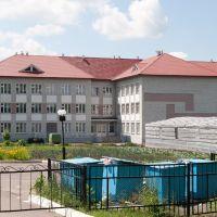Школа со двора, Мокшан