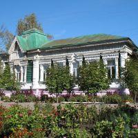 Наровчат. Путевой дом Араповых-Гончаровых, Наровчат