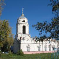 Наровчат. Покровская церковь, Наровчат