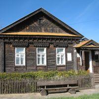 Наровчат. Дом-музей Куприна, Наровчат
