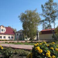 Наровчат. Памятник Куприну, Наровчат