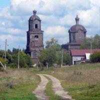 Церковь, Неверкино