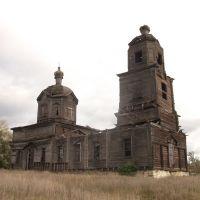 храм во имя Троицы Живоначальной 1886г., Неверкино