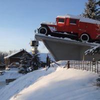 Fire truck 1, Нижний Ломов