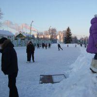 Skate ring, Нижний Ломов