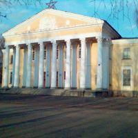 Здание РДК, Никольск