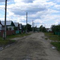 Streets in Nikolsk, Никольск
