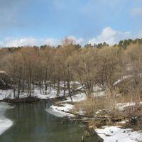 Река Вырган, Никольск