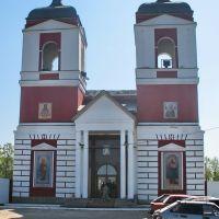 Никольск. Воскресенский храм, Никольск