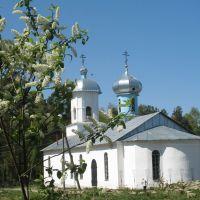 Воскресенская церковь, Никольск