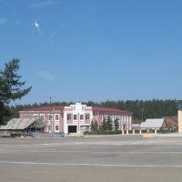 Площадь Победы, Никольск