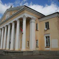 Дом культуры в г.Никольск, Никольск