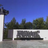 Мемориал павшим войнам, Никольск