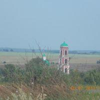 Храм во имя великомученика Димитрия Солунского, Пачелма