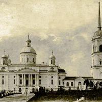 Пенза, которой нет. Спасский кафедральный собор, Пенза