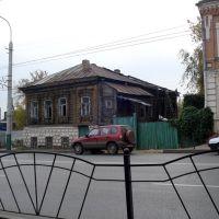 старый дом на ул. Суворова, Пенза