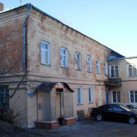 старинный дворик, Пенза