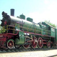 Railway engine, Пенза