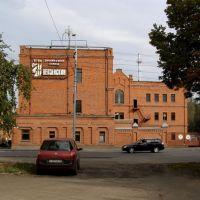 Пензенский дрожжевой завод, Пенза