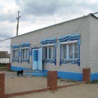Магазин с резными наличниками, Русский Камешкир