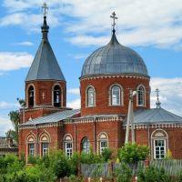 Троицкая церковь, Русский Камешкир