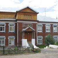 Музыкальная школа, Русский Камешкир