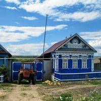 Камешкирские  узоры, Русский Камешкир