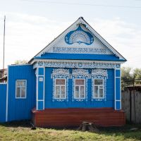 Резная изба, Русский Камешкир