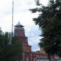 Serdobsk, fire watchtower, Сердобск