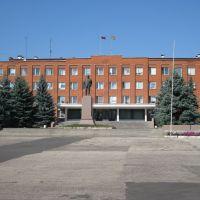 Здание администрации Сердобского района, Сердобск
