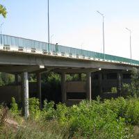 Мост через реку Сердоба, 2009 год, Сердобск