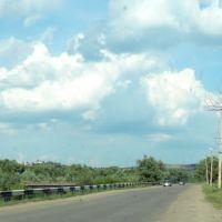Вид на восток, Сердобск