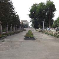 War memorial to fallen heroes, Сердобск