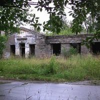 Старая баня, Березники