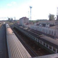 Станция  Верещагино, Верещагино