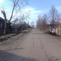 улица Крупской, Верещагино
