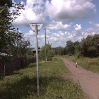 улица  Луговского, Верещагино