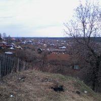 Губановка, Верещагино