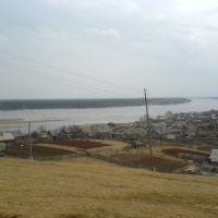Кама, апрель 2008, Гайны