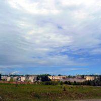 Горнозаводск. Вид на город., Горнозаводск
