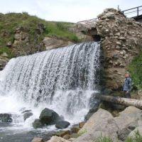 Водопад, Горнозаводск